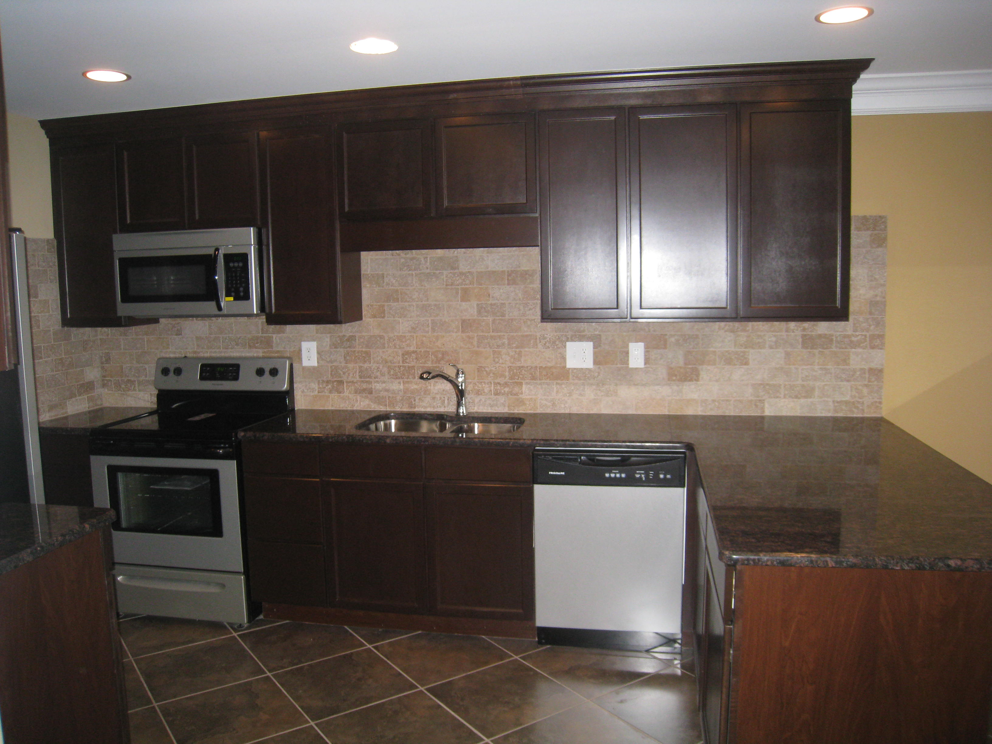Cabinetry from quality lumber for Avalon kitchen cabinets